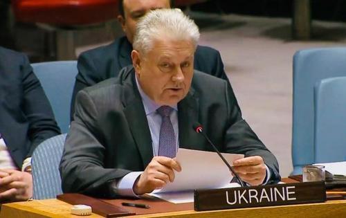 Делегация Украины в ООН выступила за реформирование Совбеза