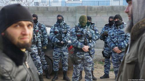 «Крымские татары: борьба за родину» - Виталий Портников