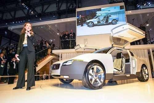 Создано первое авто для женщин
