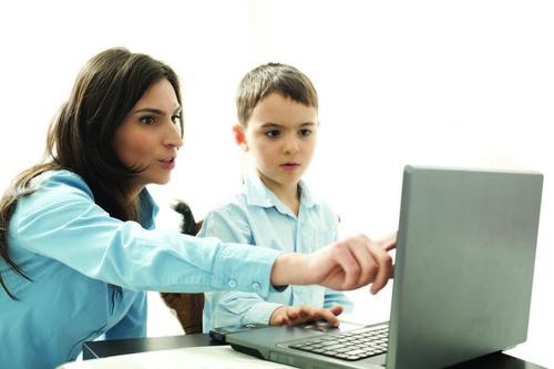 Учите детей жизни в интернете