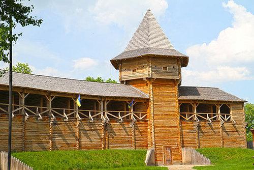 Достопримечательности Украины: Цитадель Батуринской крепости