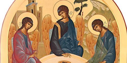 27 мая - День Святой Троицы