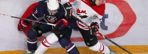 Сборная США обыграла Канаду и завоевала бронзовые медали
