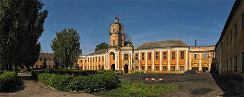 Достопримечательности Украины: Замок Радзивиллов или Олыцкий замок