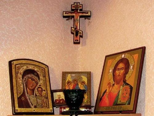 Какие иконы обязательно должны присутствовать в доме для защиты и благополучия семьи