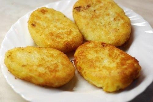 Мамины секреты «Картофельные котлеты с курицей»