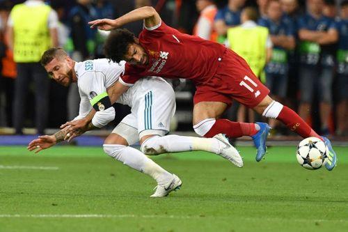 Адвокат Мухаммеда Саллаха подал в суд на капитана «Реала» из-за травмы на 1 миллиард