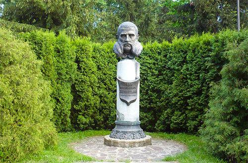 Достопримечательности Украины: Парк Тростянец