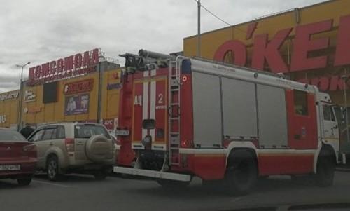 В Иркутске прогремел взрыв в ТРЦ