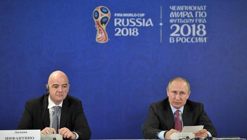 Чемпионат специального режима: что запретят в России на время мундиаля