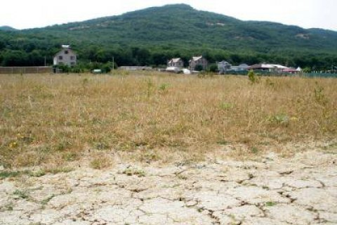 В Крыму объявили режим чрезвычайной ситуации из-за засухи