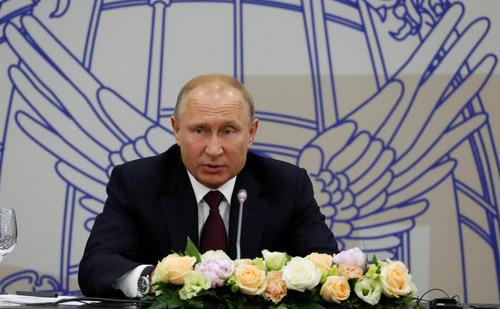 Австрийский телеканал взял у Путина жесткое интервью. Самое главное