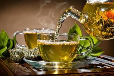 Еще одно полезное свойство зеленого чая