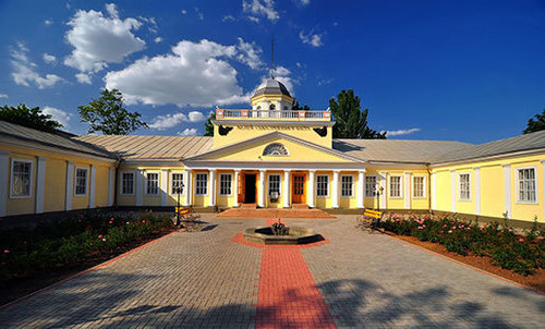Достопримечательности Украины: Музей судостроения в Николаеве