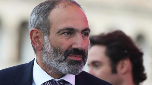 Революция в Армении продолжается — Никол Пашинян