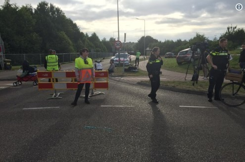 В Нидерландах произошло повторение московского теракта