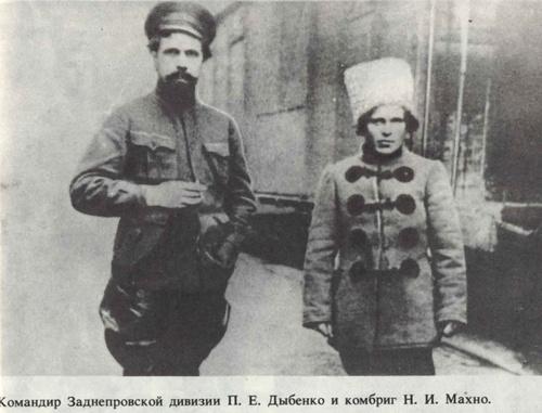 Сто великих украинцев — Нестор Иванович Махно