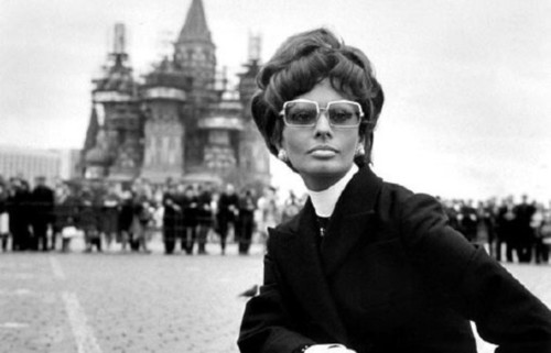 Софи Лорен в СССР