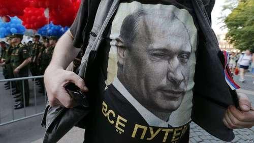 """""""Россией управляет не Путин, а коллегия чекистов"""""""
