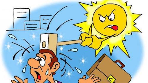Что такое тепловой удар и как его избежать
