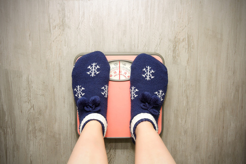 Регулярные утренние взвешивания помогают при похудении
