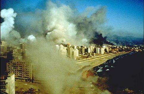 Израиль-Ливан-СССР-Сирия. Бойня в воздухе