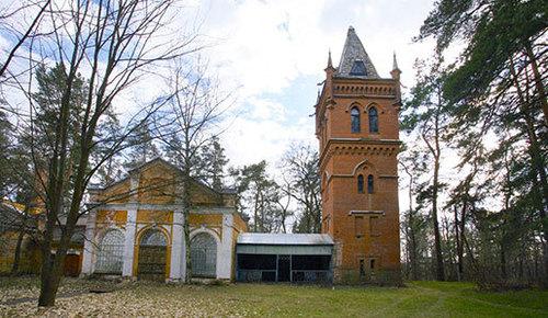 Достопримечательности Украины: Усадьба Натальевка и Церковь Спаса Преображения