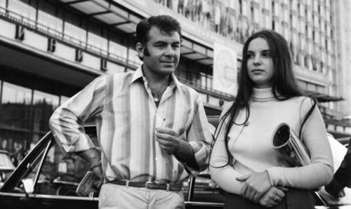 Эмиль Лотяну и Светлана Тома: бесконечный роман последнего романтика советского кино