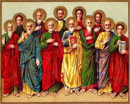 13 июля – Двенадцать апостолов: Приметы и суеверия