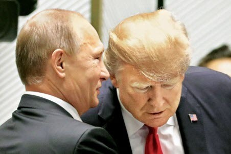 В каком качестве Трамп встретится с Путиным - как с коллегой или как с куратором