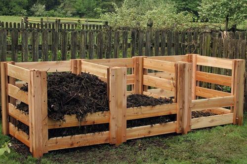 Дачный участок: компостная яма своими руками