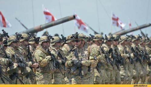 Грузию примут в НАТО