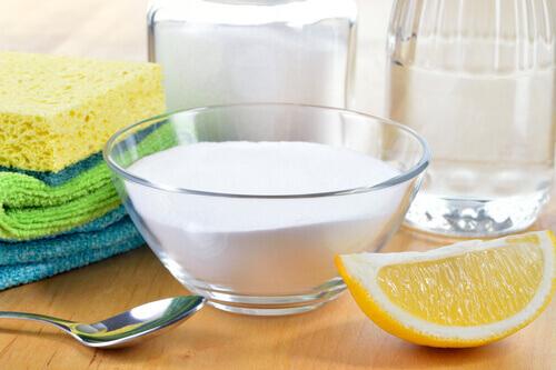 Сода - уборка дома без химии