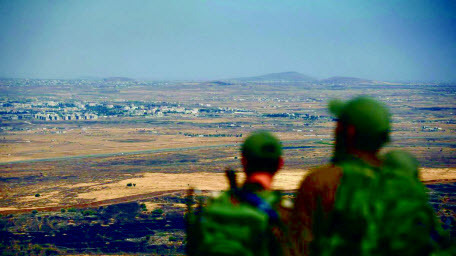 Израиль надеется на бескровный захват юга Сирии