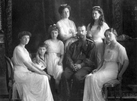 Последние часы Романовых