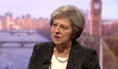 Тереза Мэй заявила, что Brexit может не состояться вообще