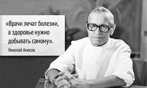 Сто великих украинцев — Николай Михайлович Амосов
