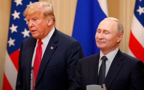 Дубль два. Трамп позвал Путина в Вашингтон