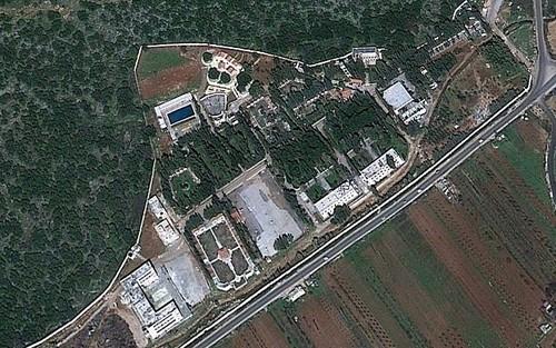 Израиль уничтожил химическую лабораторию в Сирии