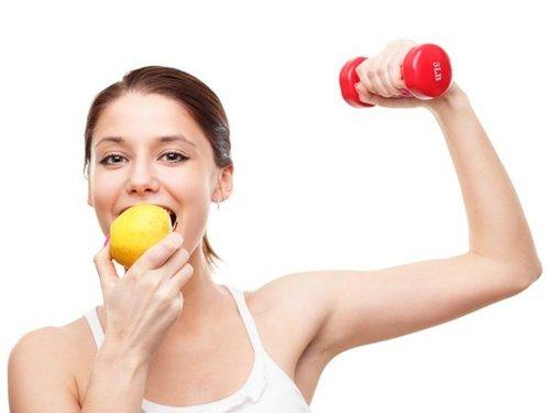 Что нельзя есть перед тренировкой