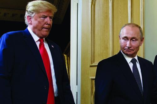 """""""Двойное «не» не в пользу Трампа"""" - Вячеслав Суслов"""
