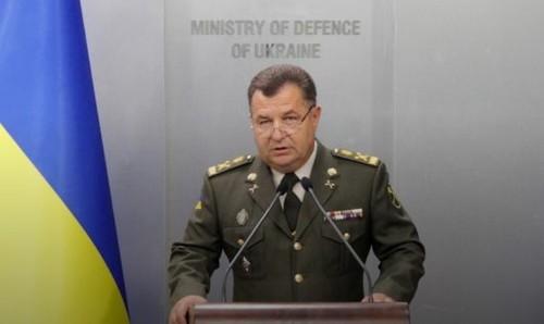 Хищения в армии: Полторак лишил званий 5 военных чиновников, назвав их предателями