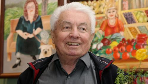 Умер Владимир Войнович