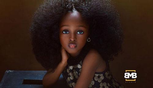 Самая красивая в мире живая кукла