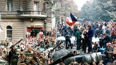 Незабытая обида. О вторжении 1968 года в Чехию