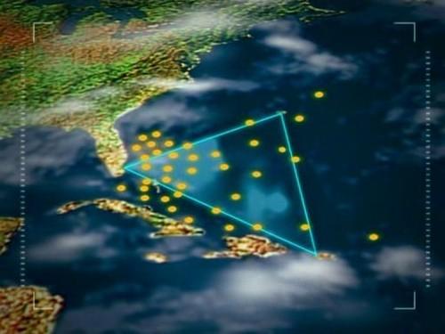 Раскрыта тайна Бермудского треугольника