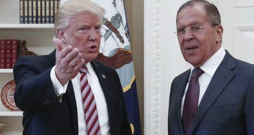 NBC: Трамп заявил о «российской мистификации» через час после заявлений разведки об угрозе Москвы
