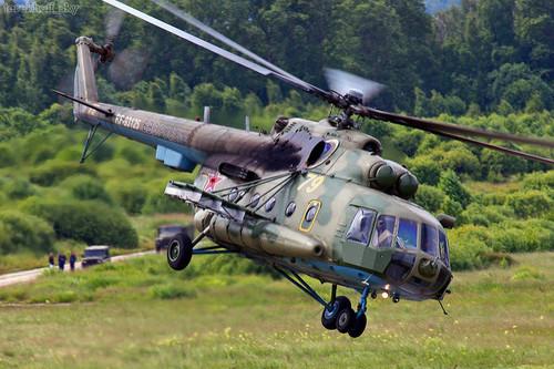Крушение вертолета в Красноярском крае: выживших нет