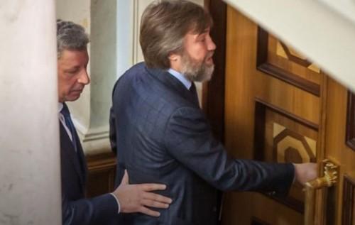 ГПУ проверяет законность украинского гражданства Новинского