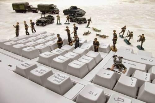 На инфофронте в Украине без перемен